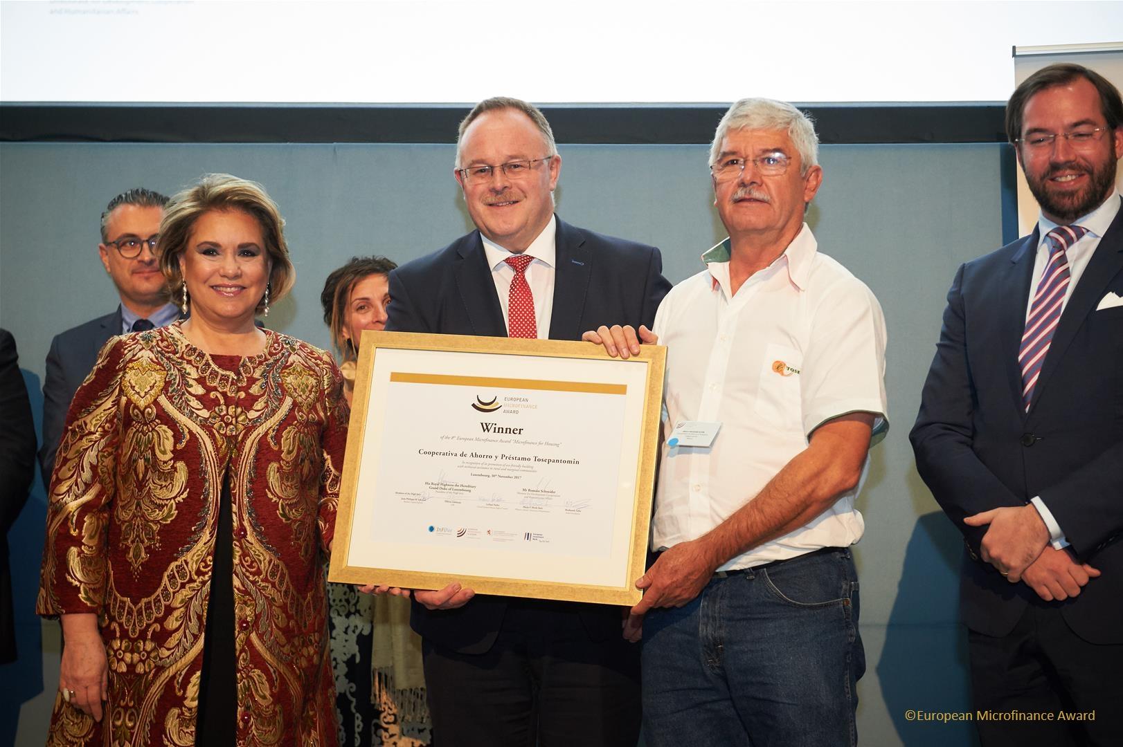 The 8th European Microfinance Award 2017