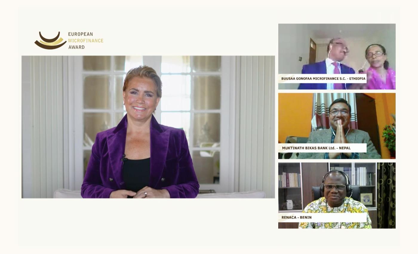 The 2020 European Microfinance Award